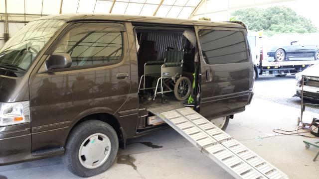 福祉車両2